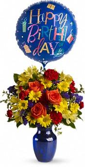 BIRTHDAY BALLOON BOUQUET New Port Richey Florist